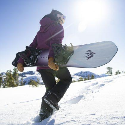 Womens Stratos 2022, Jones Snowboards