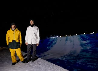 Late Night Show zweier Olympiasieger in Grindelwald