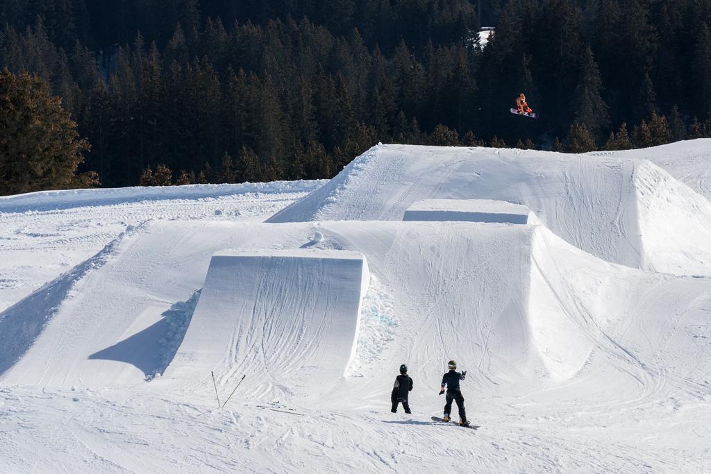 Grindelwald First Skigebiet