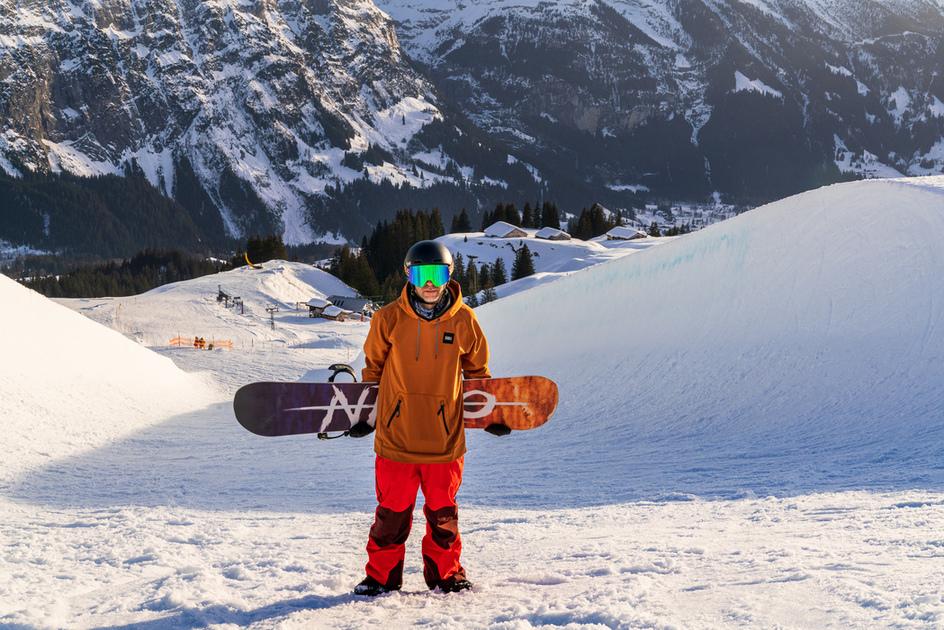 Grindelwald First, Skibetrieb und Snowpark