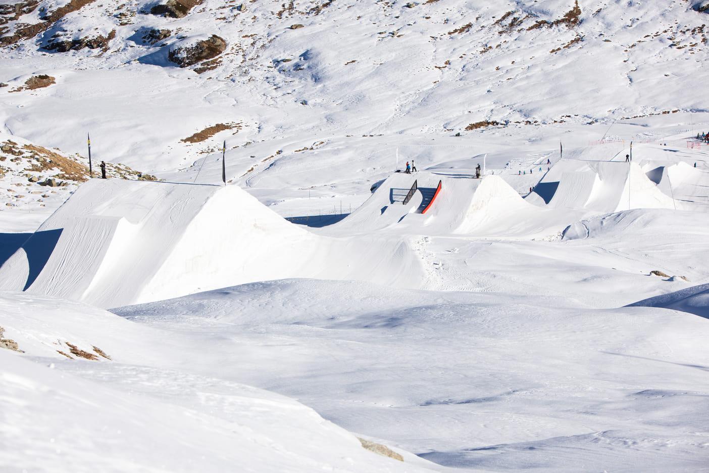 Snowboard World Cup Corvatsch 2021