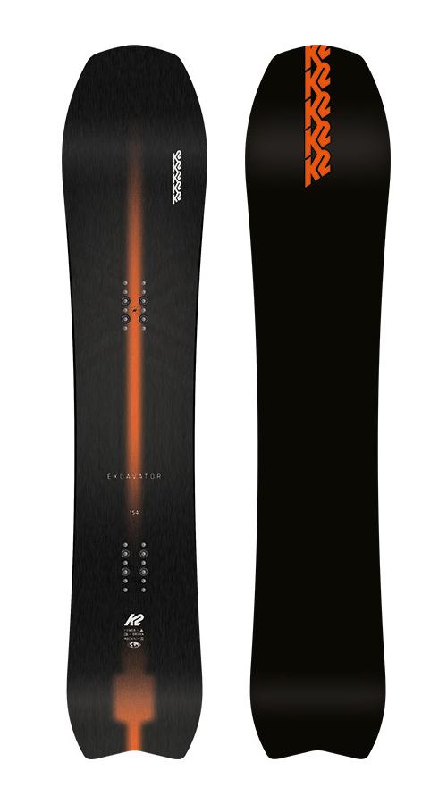 K2 Snowboarding Excavator 2022