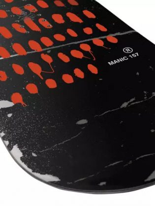 Manic 2022, Ride Snowboards, All-Mountain Snowboard
