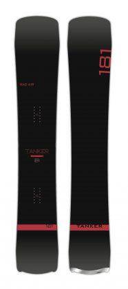 Tanker 181-Rad-Air-Snwoboards 2022