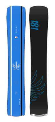 TANKER 181 Rad-Air Snowboards 2022