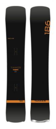TANKER 186 WIDE Rad-Air Snowboards 2022