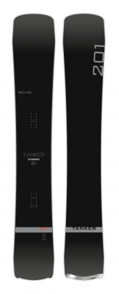 TANKER 201 Rad-Air Snowboards 2022