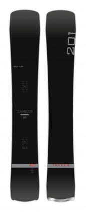 TANKER 201 TEAM Rad-Air Snowboards 2022