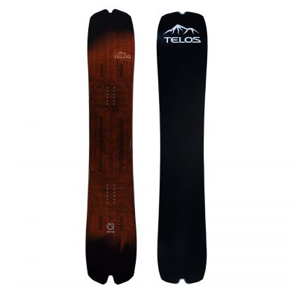DST All-Mountain FREERIDE-Telos-Snowboards